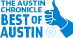 Voted best movers in Austin by the Chronicle